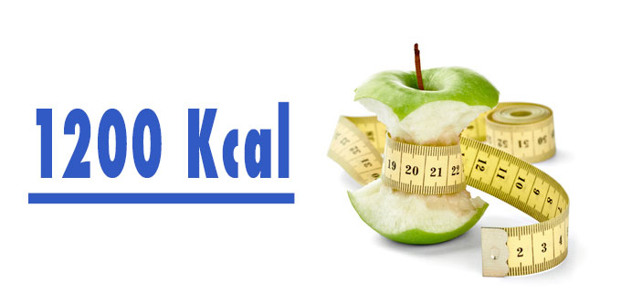 dietetico 1200 kcal